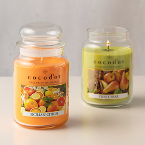 Cocod'or candles