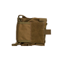 AMYIPO Folding Water Bottle Pouch Molle Tactical Holder Storage Bag for 32oz Carrier
