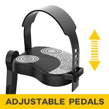 adjustable padal
