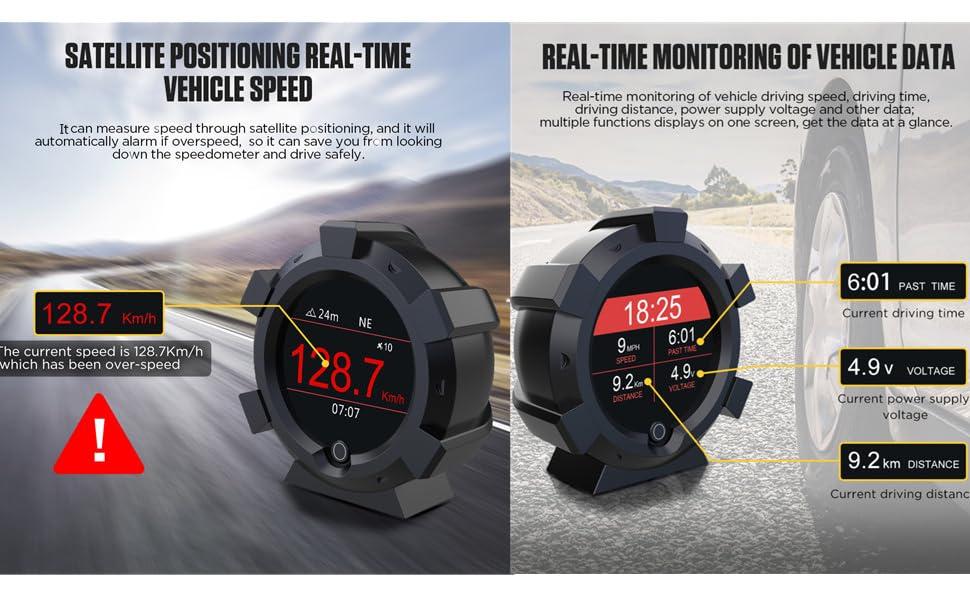 speedometer for car