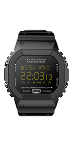 Amazon.com: LOKMAT Sports Smart Watch - Men Boy Waterproof ...