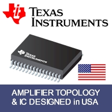 TI 3118 American Designed Digital Audio Amplifier