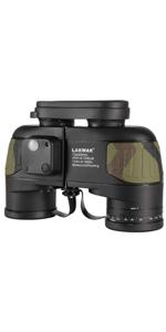 Lakwar Fernglas 10x50 Für Große Entfernungen Kompaktes Kamera