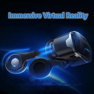 3D Immersive Virtual Reality