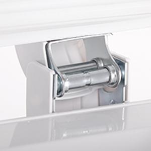 northair white freezer hinge