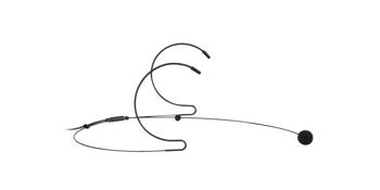 Mini XLR TA3F Plug