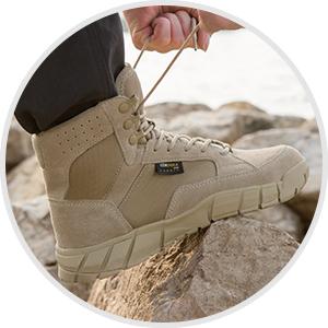 non slip boots