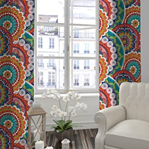 Serendipity drapes fun vibrant levtex home