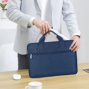maletin portatil 15.6 fundas para ordenador portatil azul