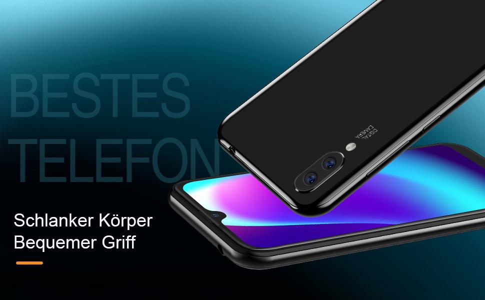 Mittelklasse Handy  Android ohne Schnickschnacka  Handy für die ältere Generation günstiges