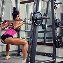 gym waist trainer