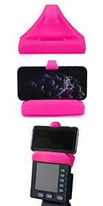 Pink Phone Holder