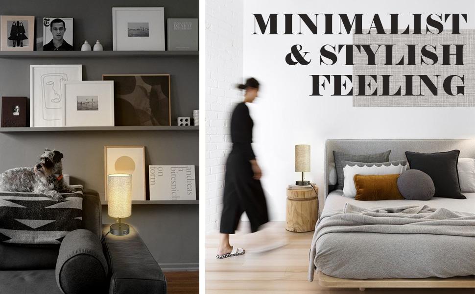 Minimalist amp; Stylish Feeling