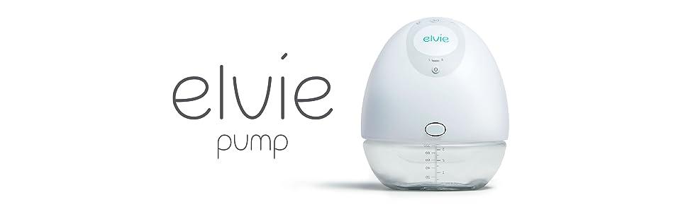 elvie, breast pump, pump, breastfeeding, wearable, silent, willow, wireless, hands-free, easy clean,