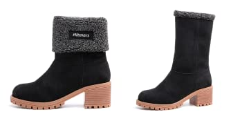 MID CALF BOOTS ANKLE BOOTS