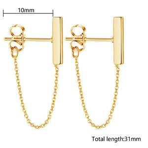 dangle earrings for men