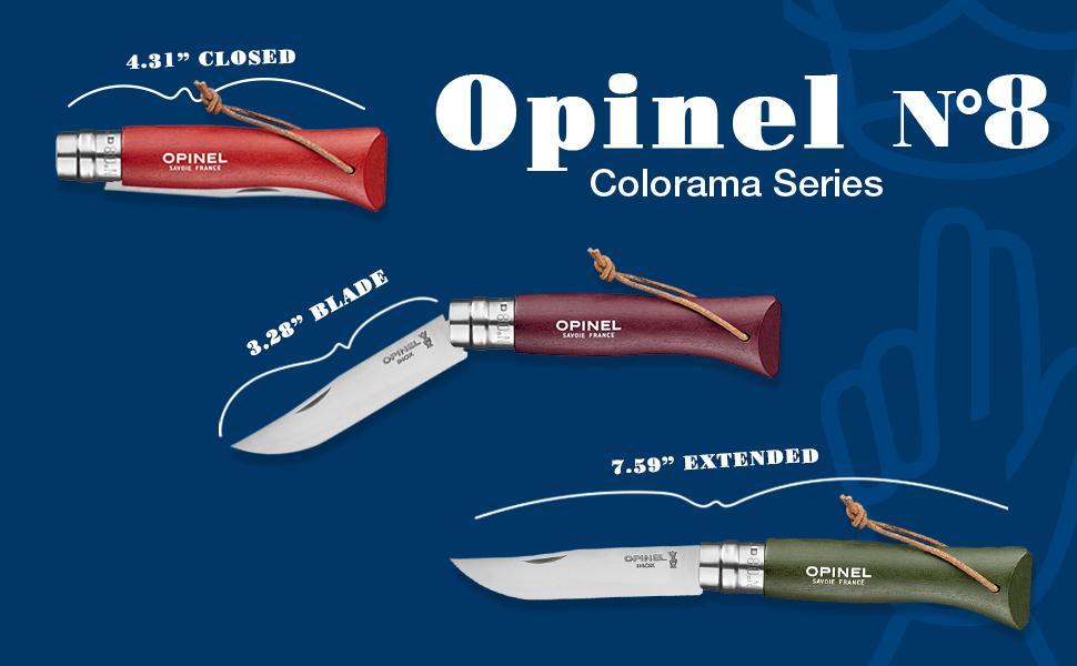 OPINEL O002205 TRADICI/ÓN COLORAMA