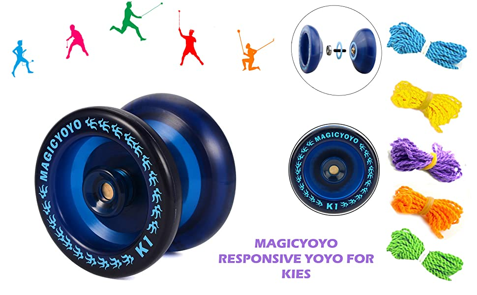 magic yoyo k1 blue