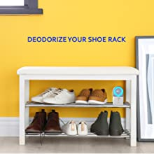 shoe, shoes, shoe rack, rack, mold, fungus, foot, athlete, deodorize, uv, uvc, light, antimicrobial