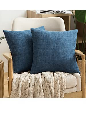 farmhouse pillows decorative linen pillow covers throw cushion fall decor