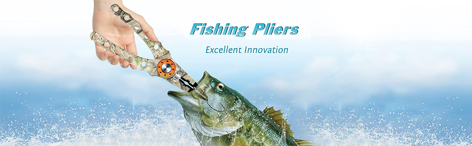 SAN LIKE Fishing pliers