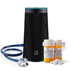medication management, pill management, virtual health assistant, medication reminders, alerts
