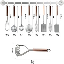 9-Piece Kitchen Utensil Set