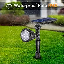 IP65 waterproof outdoor lights