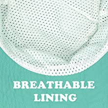 breathable lining