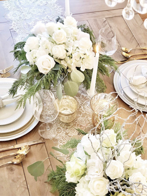 Wedding Table Runner Decoration