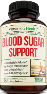 Blood Sugar Supplement for Healthy Heart