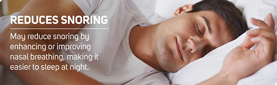 Clear Passage nasal strips for snoring sleeping congestion compare to breathe right sleep