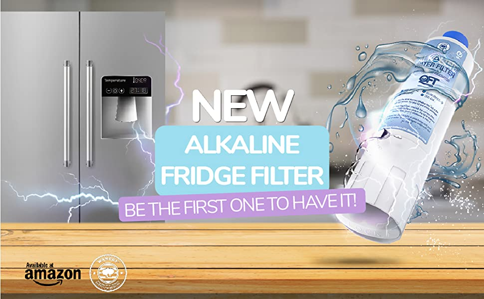 alkaline filter for samsung refrigerators