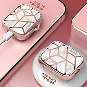i-Blason Cosmo Series Case Designed for Airpods 1st2nd Gen