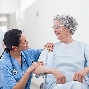 Rinseless Shampoo No Water Required Rinse Nursing Nurses Home Travel Elderly Convenient