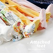 Footed Desgin