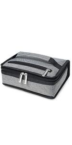 Mini portable portable lunch bag