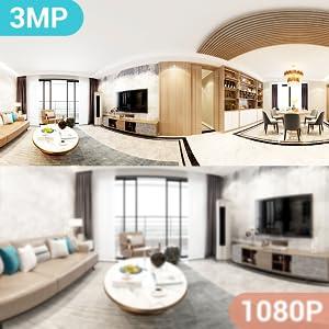 HeimVision WiFi home camera