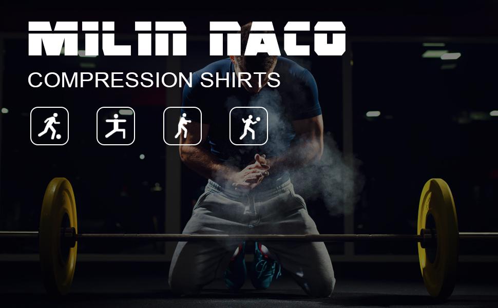 Men's Short Sleeve Compression T-Shirt
