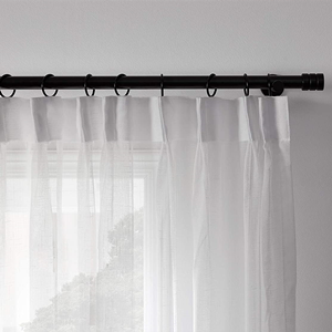 PINCH PLEAT 96 INCHES LONG CURTAINS