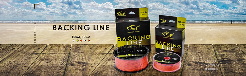 Details about  /100M 20 LBS Braided Nylon Fly Leaders Traveling Fly Fishing Backing Lines K5M6