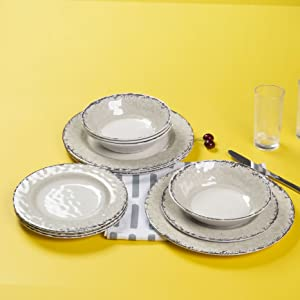 dishes dinnerware set