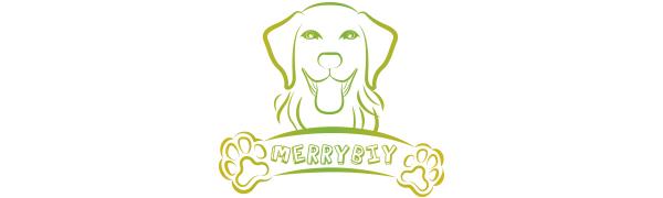 MerryBIY DOG HARNESS LOGO