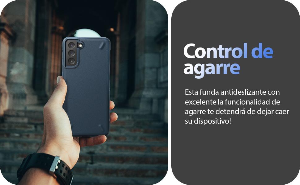 Ringke Onyx Compatible con Funda Galaxy S21+