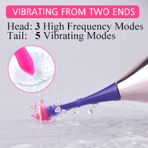 double head vibrating