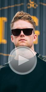 Black sunglasses for men and women