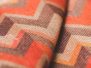fabric jute leather khadi ikkat