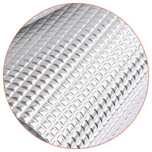 food grade aluminum foil easy to clean