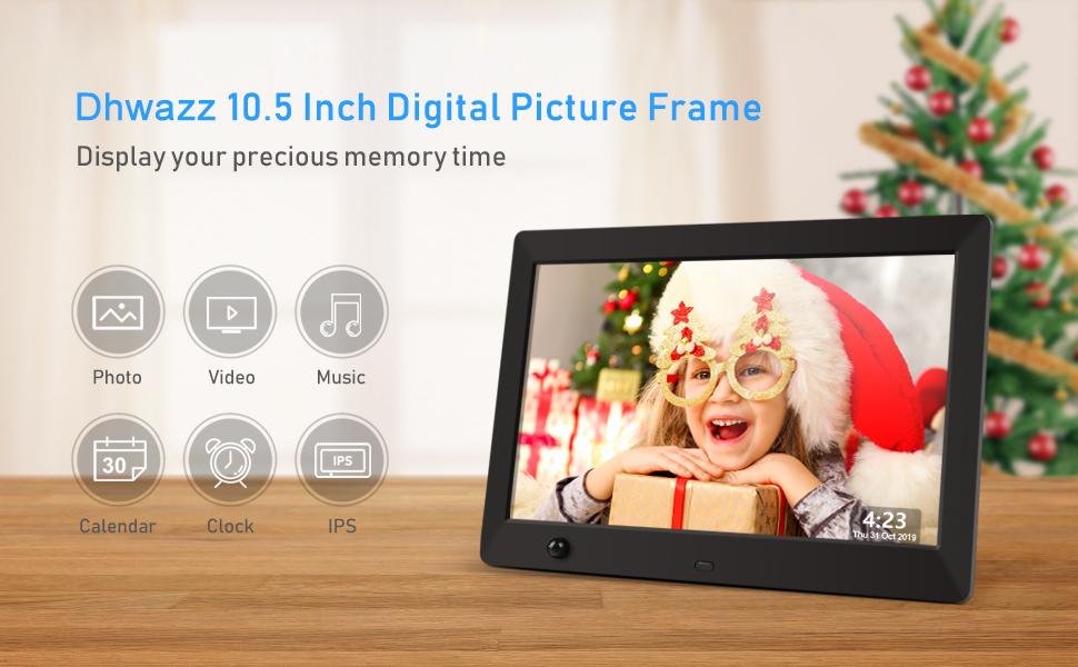 Digital Photo Frame USB