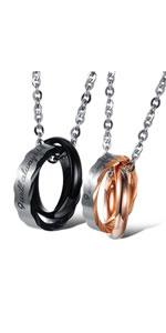 Macthing Couple Necklaces